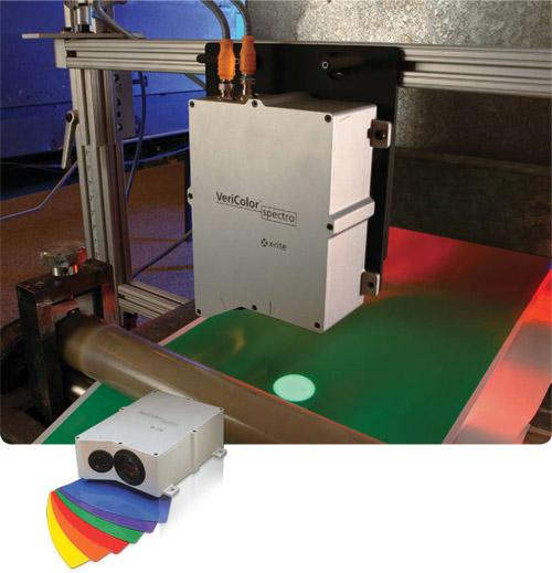 非接触式分光光度仪VeriColor Spectro